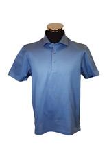 Gran Sasso Sandmore's polo piqué blauw 74200/560 M:60103