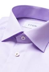 Eton Eton hemd lila classic 1051/71