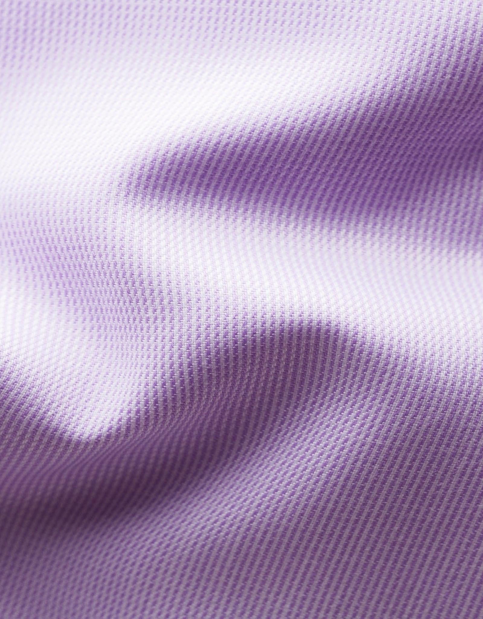 Eton Eton hemd lila slim fit 665/71