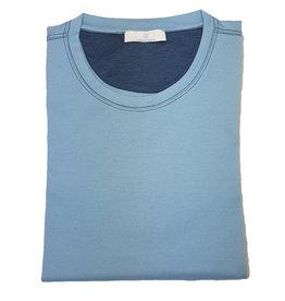 Gran Sasso Sandmore's t-shirt lichtblauw