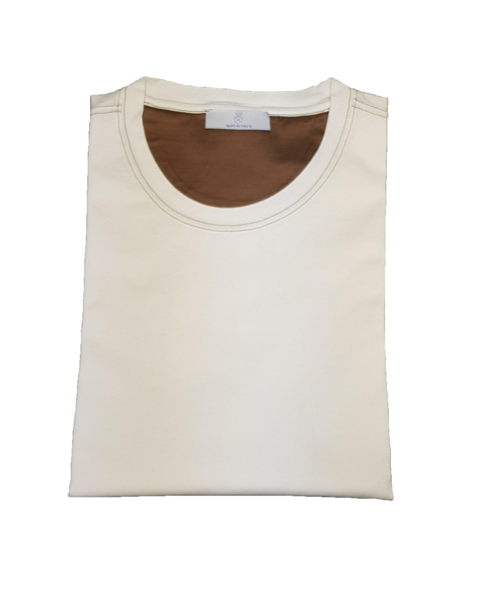 Gran Sasso Sandmore's t-shirt ecru 73727/005 M:60138