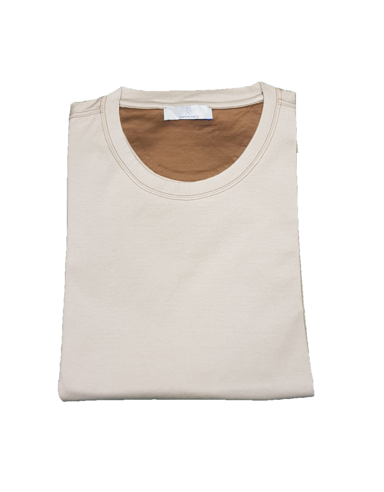 Gran Sasso Sandmore's t-shirt beige 73727/017 M:60138