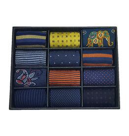 Marcoliani Marcoliani sokken gift box 12 paar