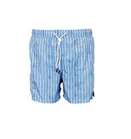 Gran Sasso Gran Sasso zwembroek blauw gestreept