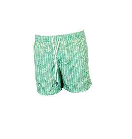 Gran Sasso Gran Sasso zwembroek groen gestreept