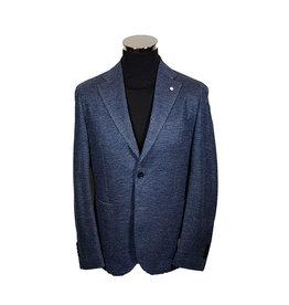 Lubiam Lubiam vest blauw