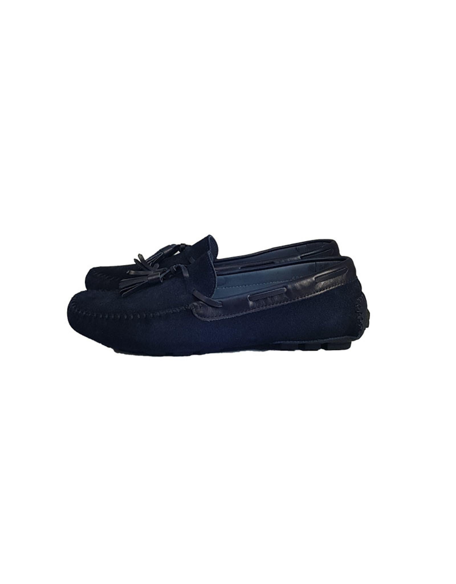 Zampiere Zampiere schoenen mocassins blauw Light Bluette M:5292V17
