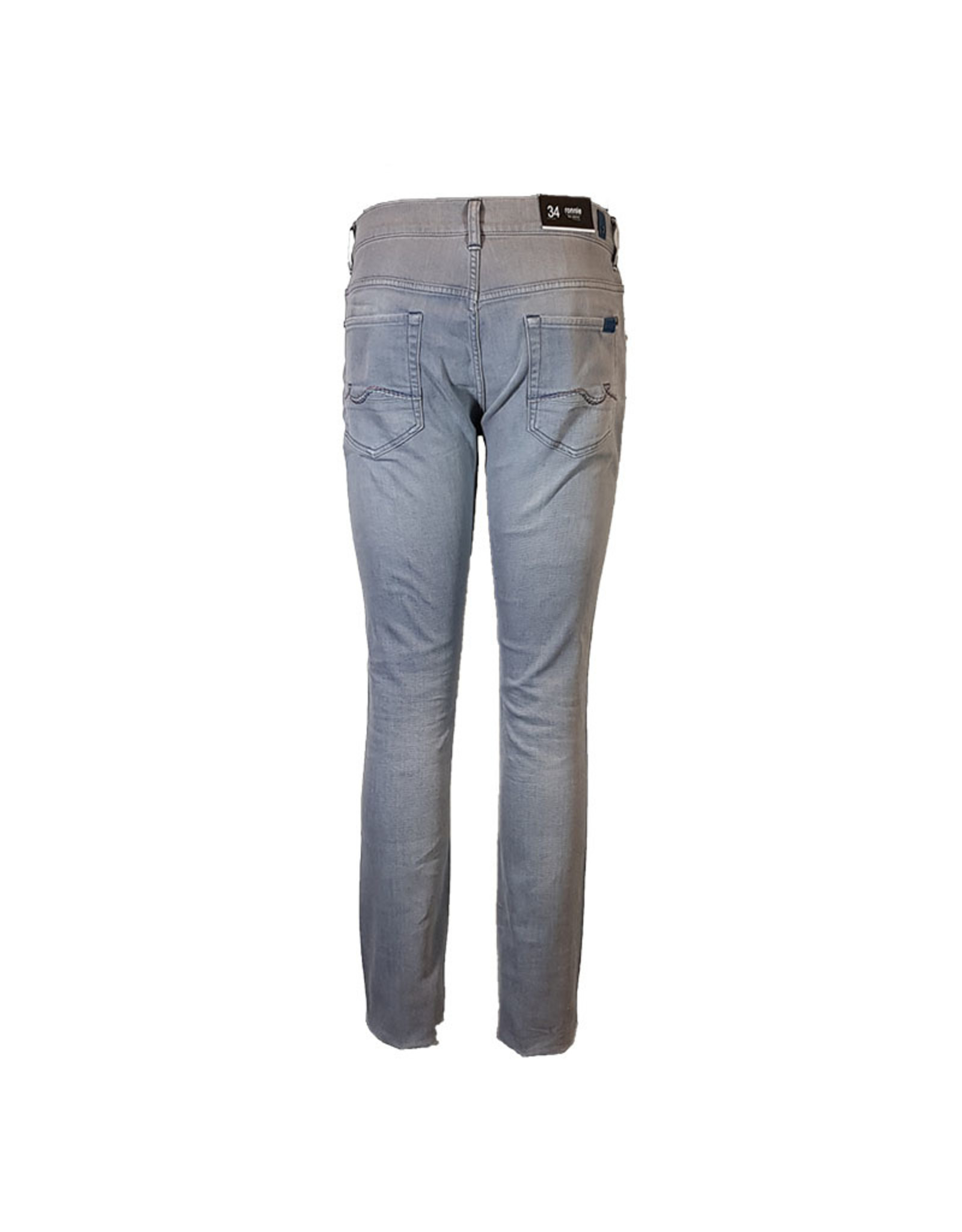 7 For All Mankind 7FAM jeans grijs Ronnie SD4U54BLG