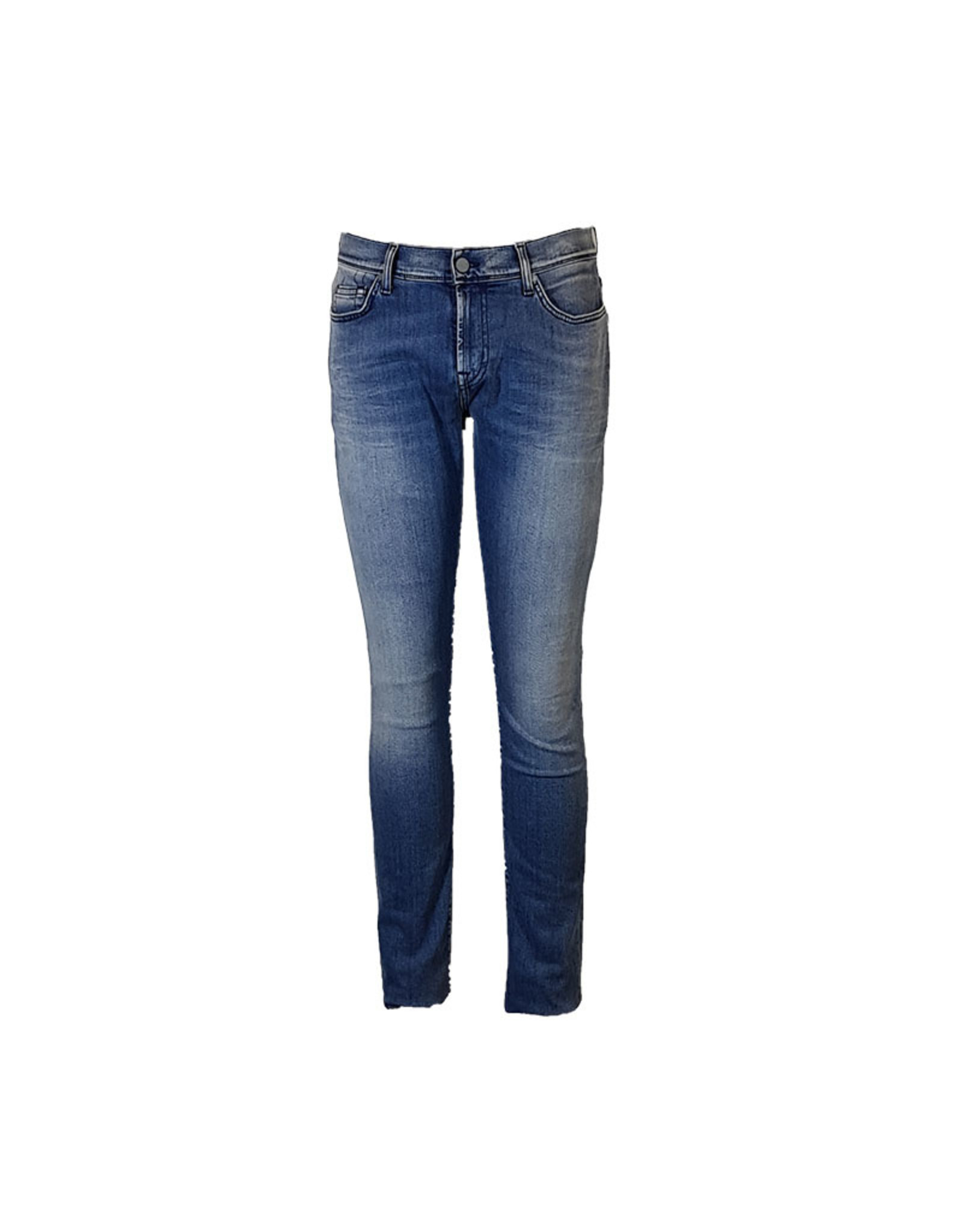 7 For All Mankind 7FAM jeans blauw Ronnie XL SM4R460AI