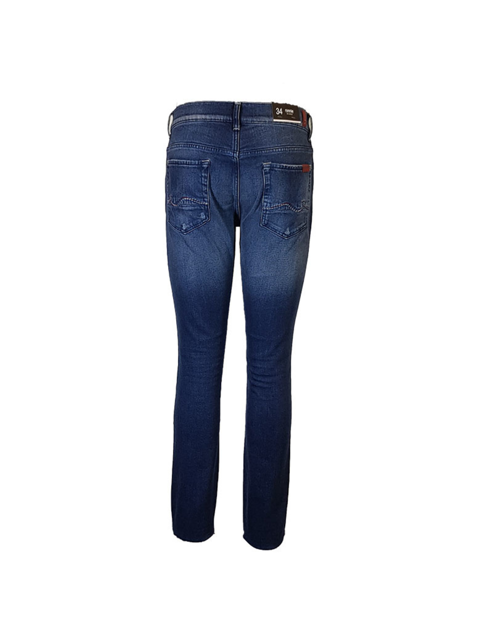 7 For All Mankind 7FAM jeans blauw Ronnie SD4U55ECD