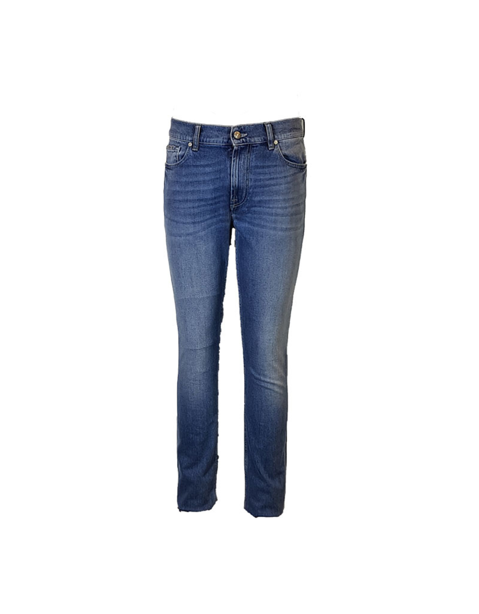 7 For All Mankind 7FAM jeans blauw Ronnie SD4L39BMB