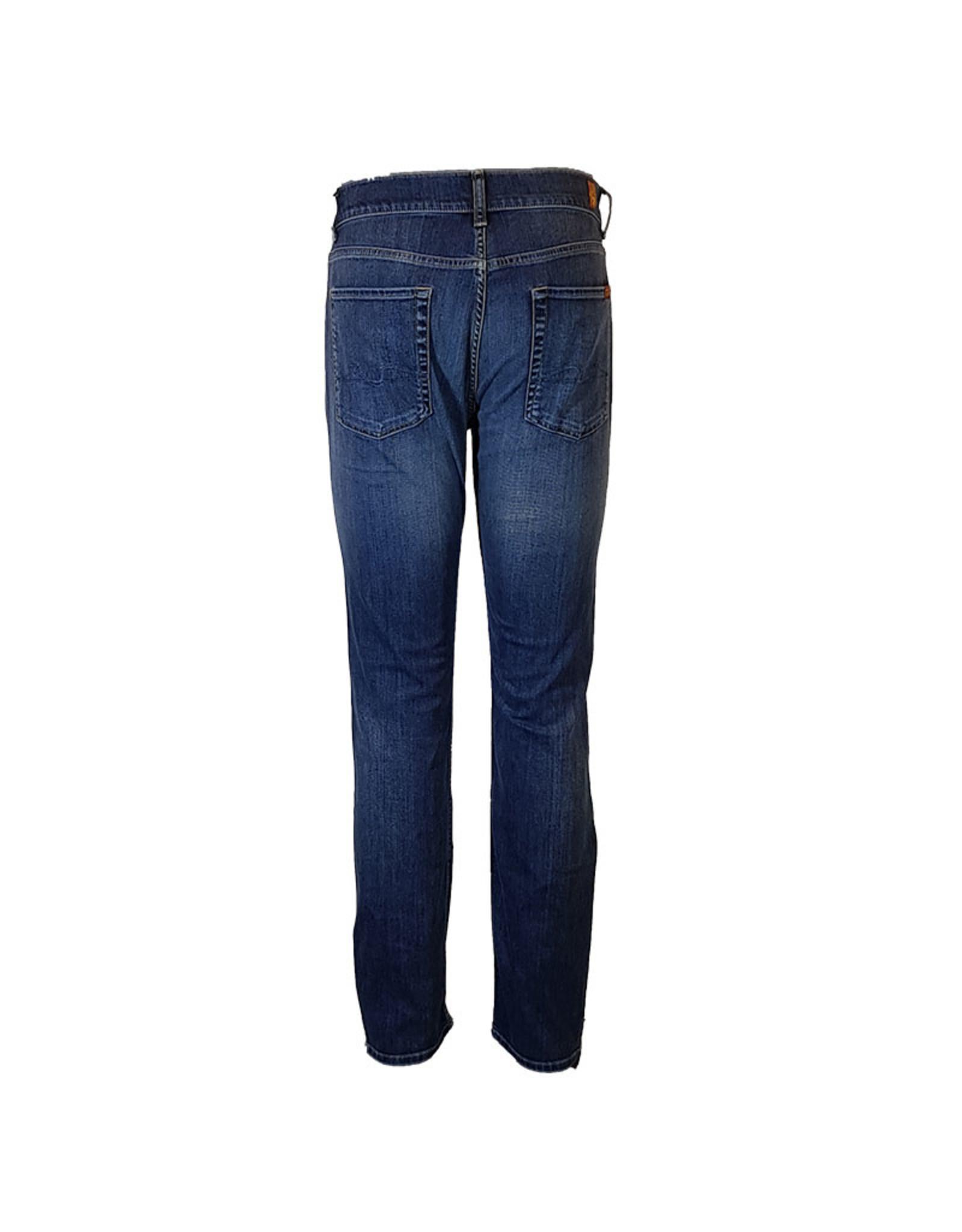 7 For All Mankind 7FAM jeans blauw Slimmy SMSU250MX
