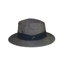 Borsalino Borsalino zomerhoed grijs