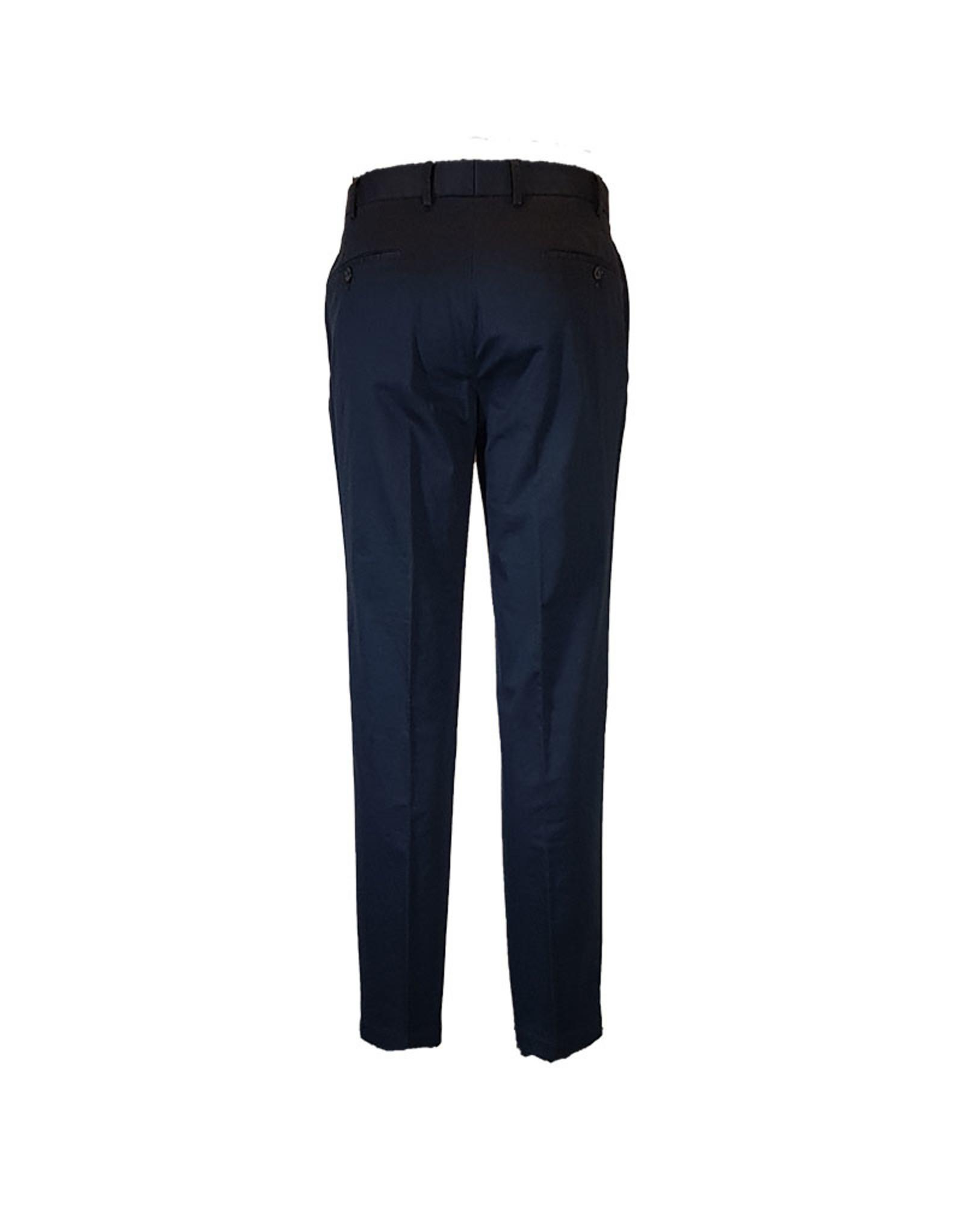 Hiltl Hiltl broek katoen blauw Parma 73600/40