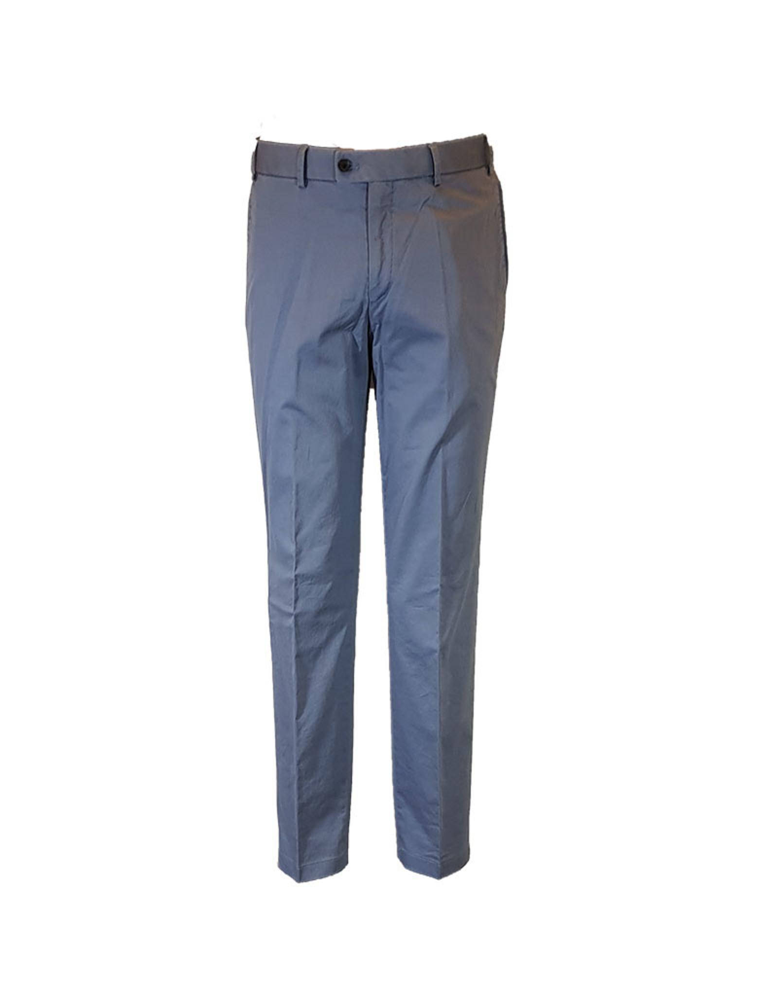 Hiltl Hiltl broek katoen lichtblauw Parma 73600/45