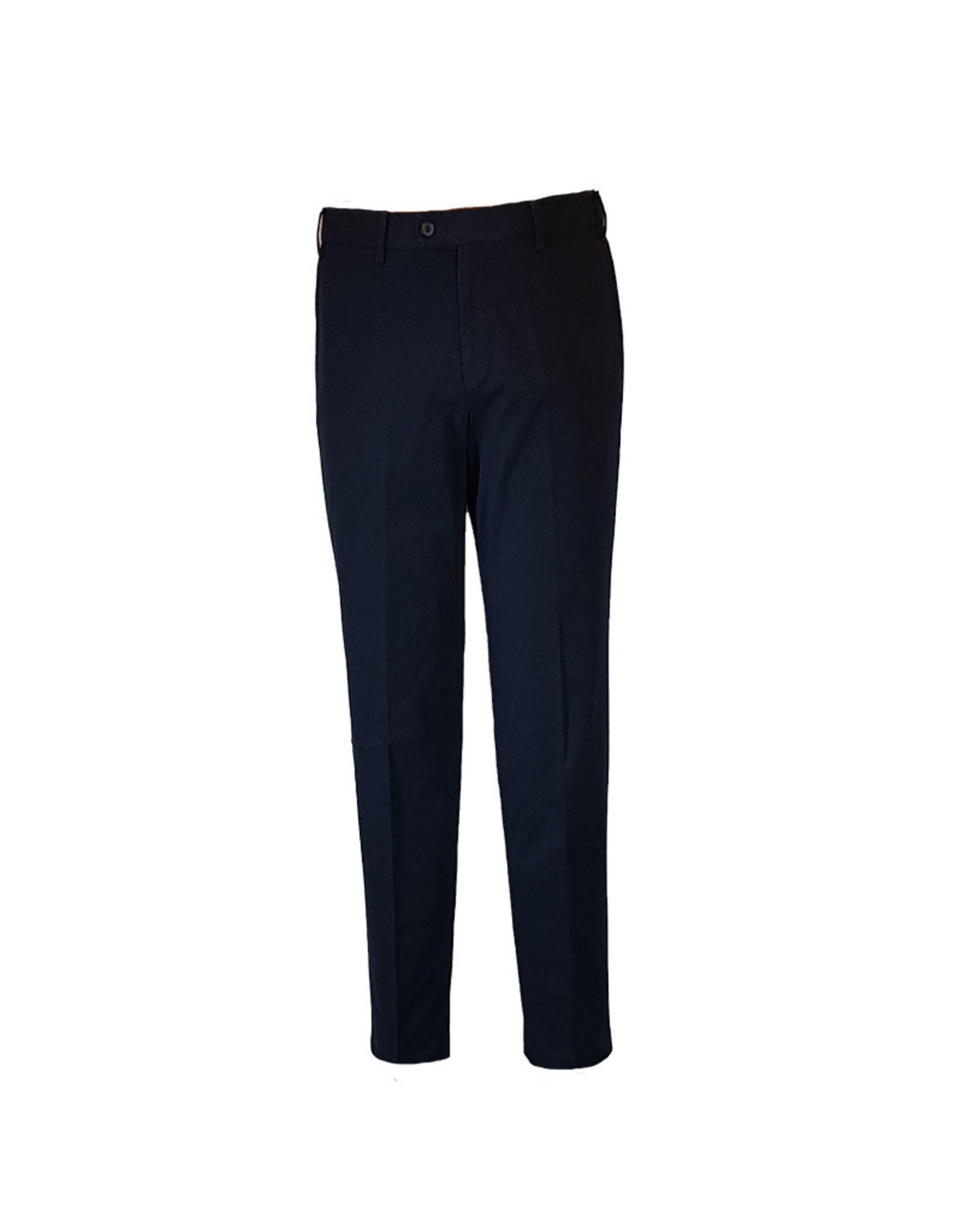 Hiltl Hiltl broek katoen blauw Parma 75452/40