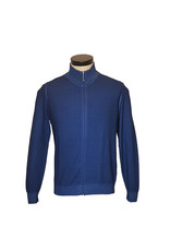 Gran Sasso Sandmore's cardigan blauw 22794/420 M:58196