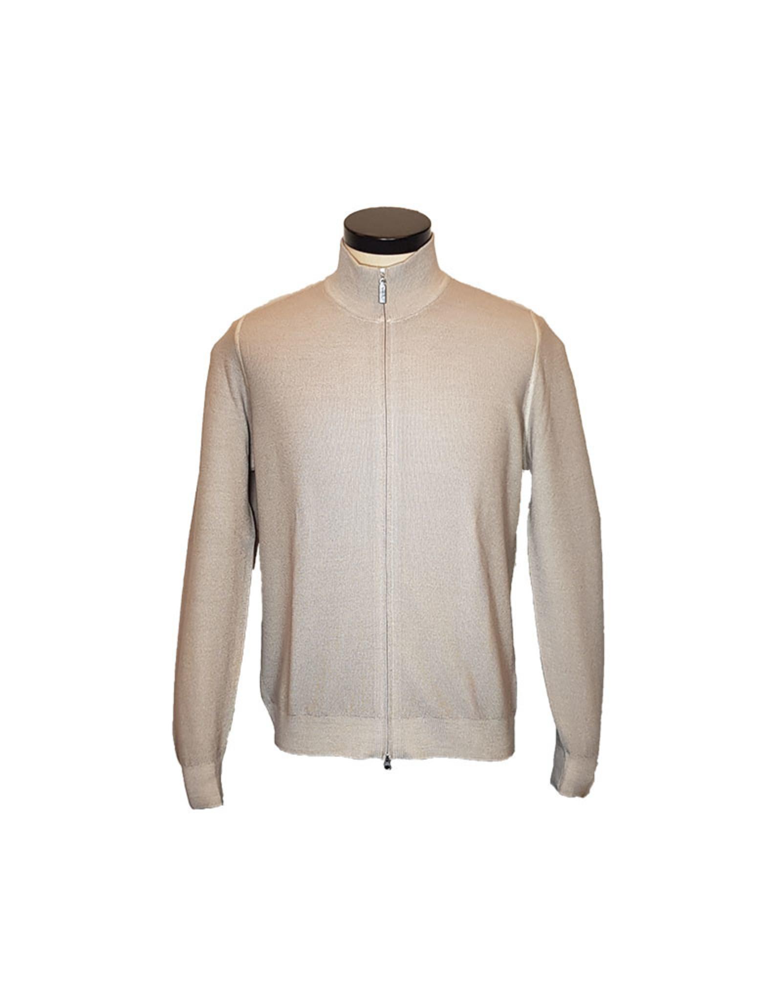 Gran Sasso Sandmore's cardigan beige 22794/204 M:58196