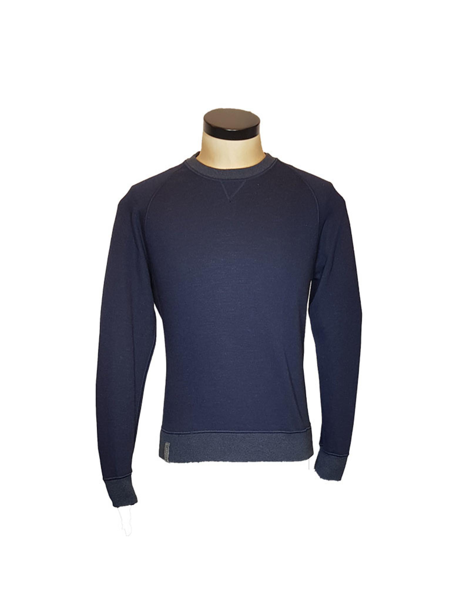 Capobianco Capobianco pull O-hals blauw-grijs 3M440.SP00/200