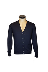 Gran Sasso Sandmore's cardigan blauw 14201/598 M:58150