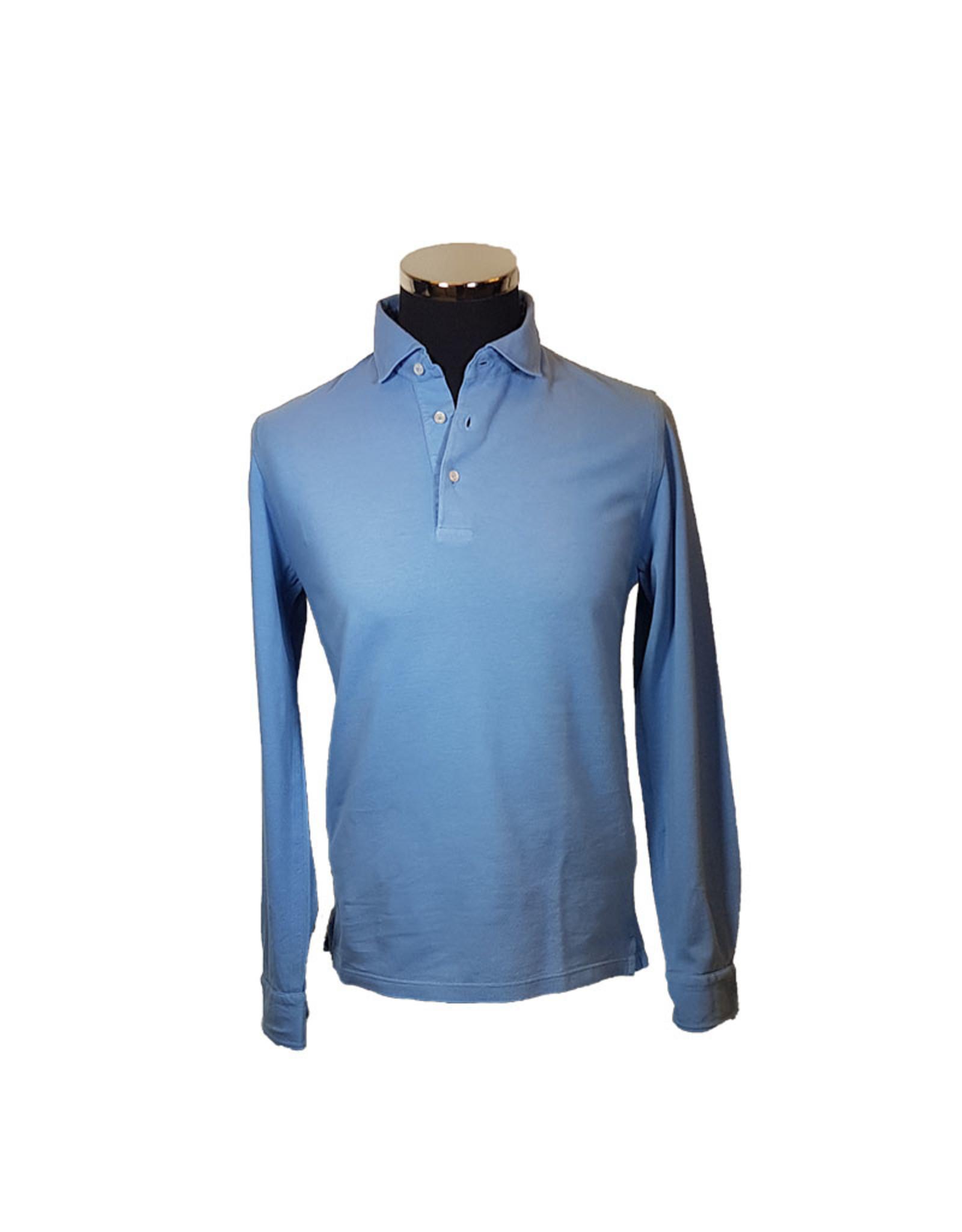 Gran Sasso Sandmore's polohemd blauw 79081/134 M:60111