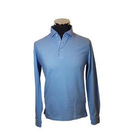 Gran Sasso Sandmore's polohemd blauw