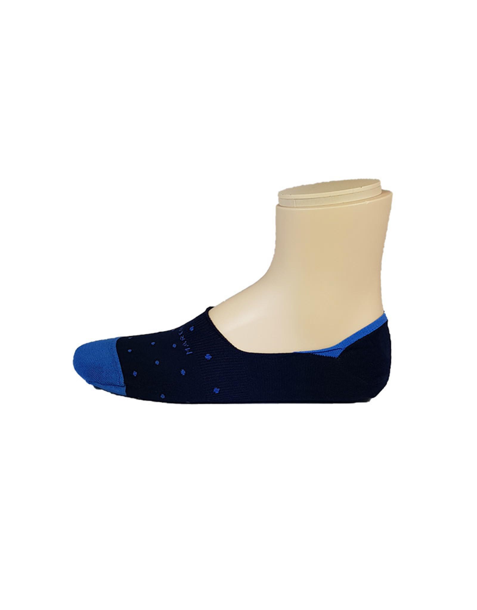 Marcoliani Marcoliani sokken marine Invisible 3312S