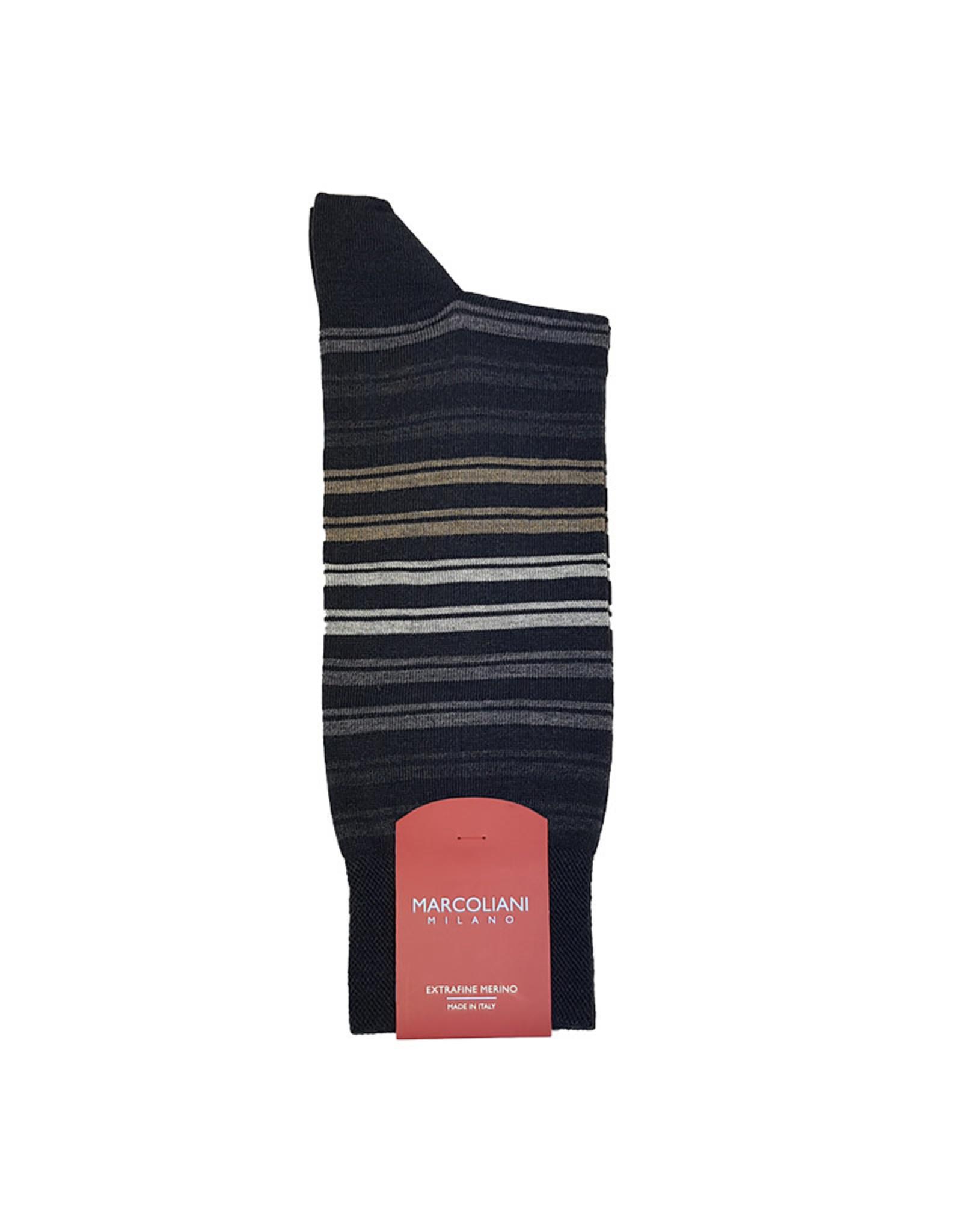 Marcoliani Marcoliani sokken grijs 3941T/004