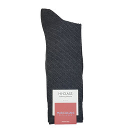 Marcoliani Marcoliani sokken grijs kasjmier