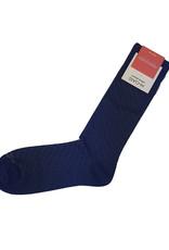 Marcoliani Marcoliani sokken blauw kasjmier 4297T