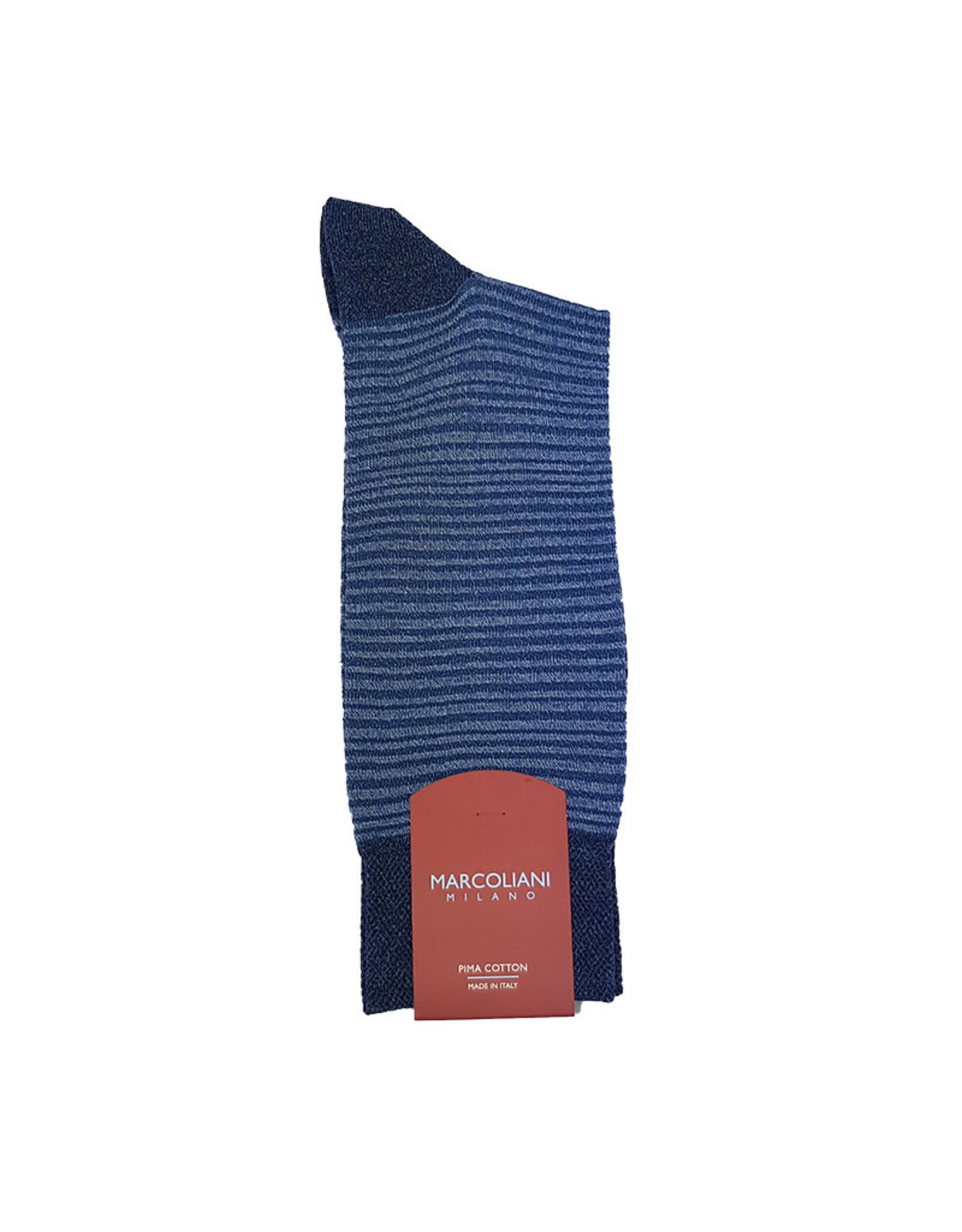 Marcoliani Marcoliani sokken lichtblauw 4239T/103