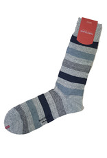 Marcoliani Marcoliani sokken grijs-blauw 3852T/257