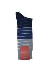 Marcoliani Marcoliani sokken blauw katoen 4319T