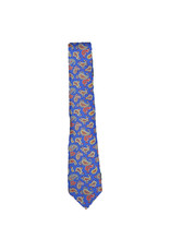Anthime Mouley Sandmore's das blauw paisley 10700/2