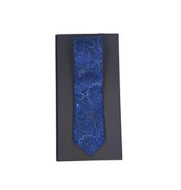 Ascot Sandmore's das blauw paisley
