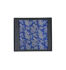 Hemley Sandmore's pochet blauw