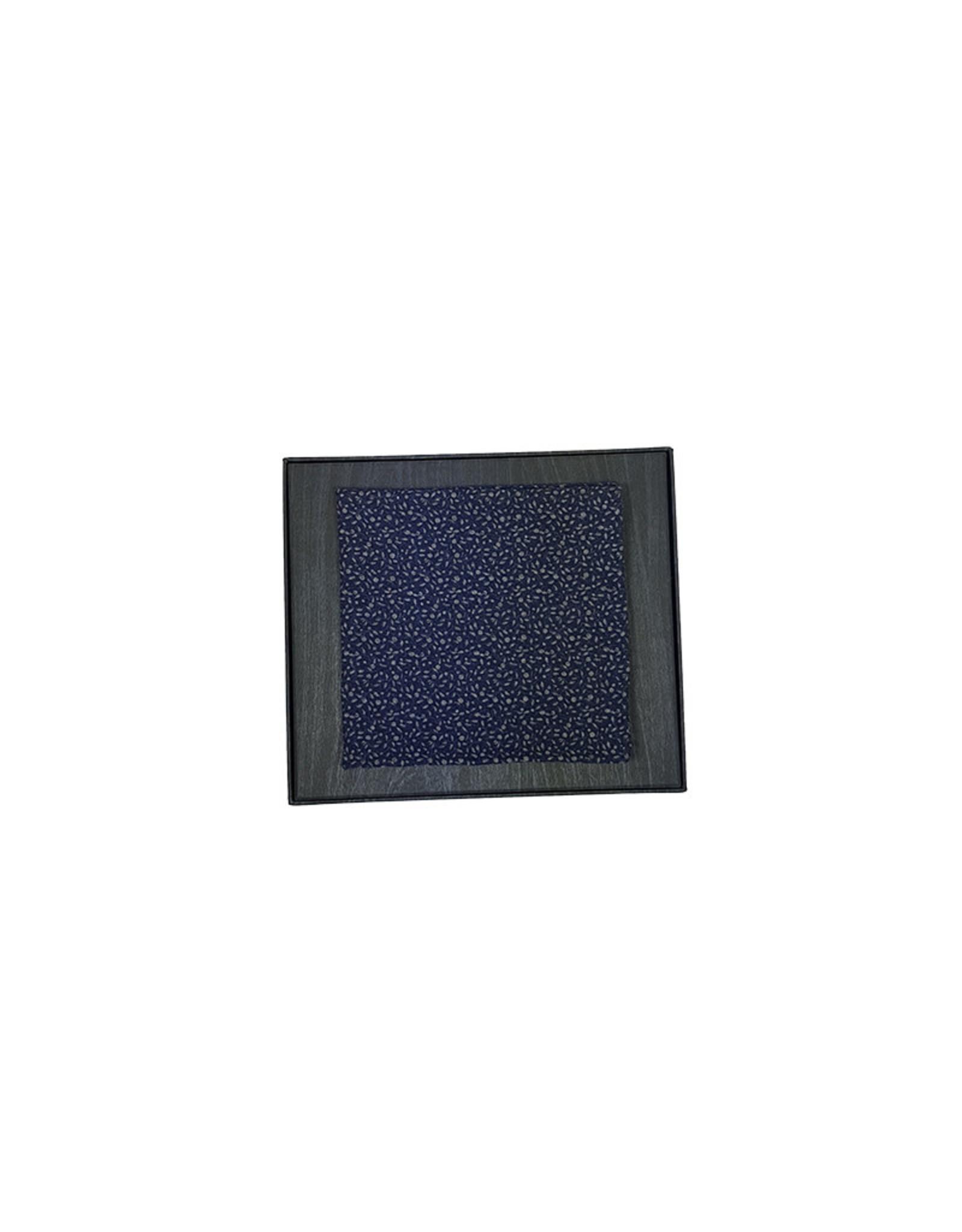 Fumagalli Fumagalli pochet blauw fantasie 214/4