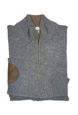 Gran Sasso Sandmore's cardigan grijs 19667/072 M:23192