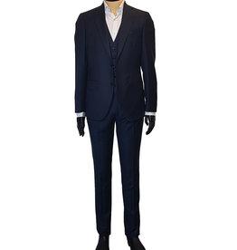 Latorre Gabiati kostuum 3-delig blauw