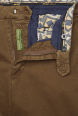 Meyer Exclusive Meyer Exclusive broek katoen beige Bonn 8554/43