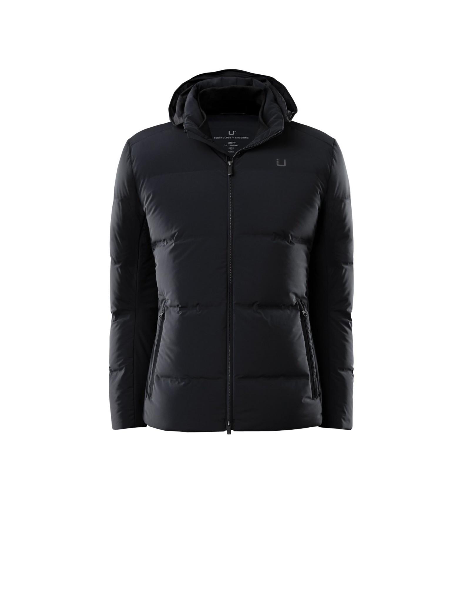 UBR UBR parka Bolt XP Down jacket black