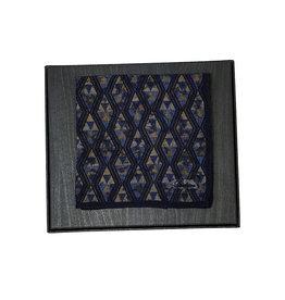 Stenströms Stenströms pochet wol blauw
