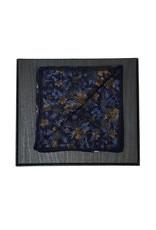 Stenströms Stenströms pochet wol blauw 923195/002