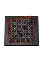 Stenströms Stenströms pochet wol oranje 923194/003