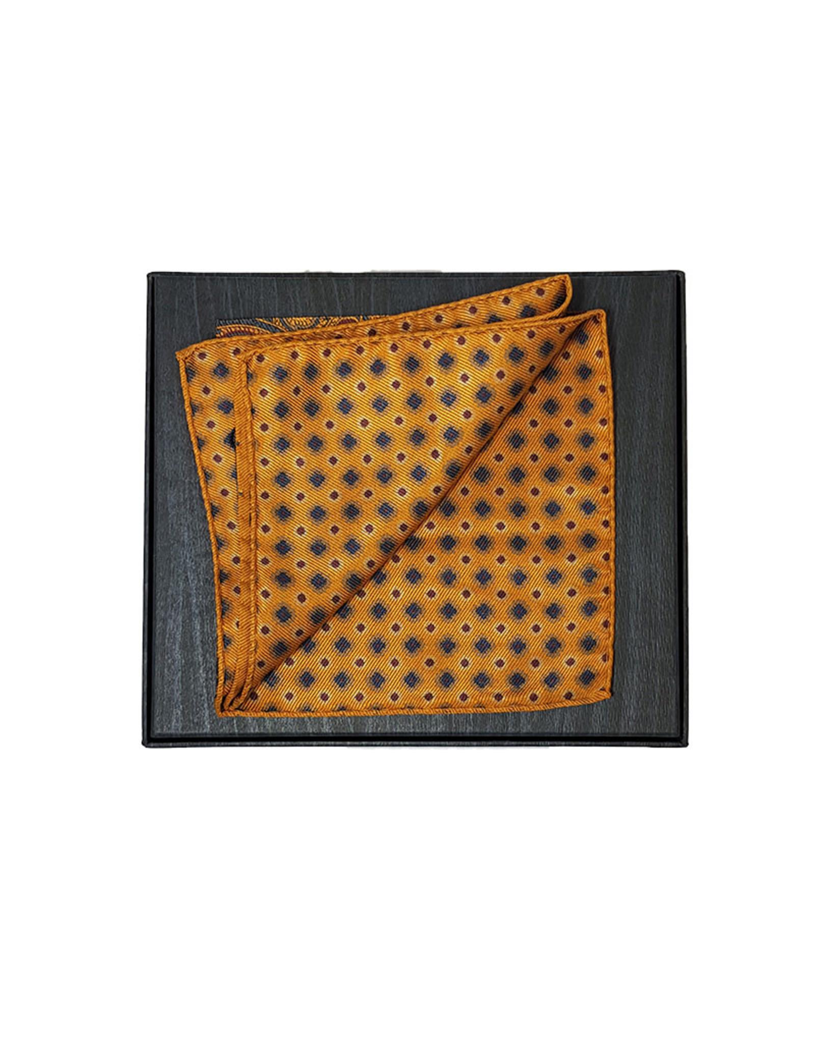 Stenströms Stenströms pochet zijde oker 923197/004