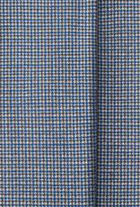 MMX MMX broek katoen blauw-grijs ruit Lupus 7590/17