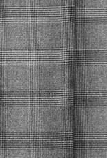 MMX MMX broek katoen grijs ruit Leo 7593/08