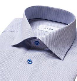 Eton Eton hemd blauw Slim fit