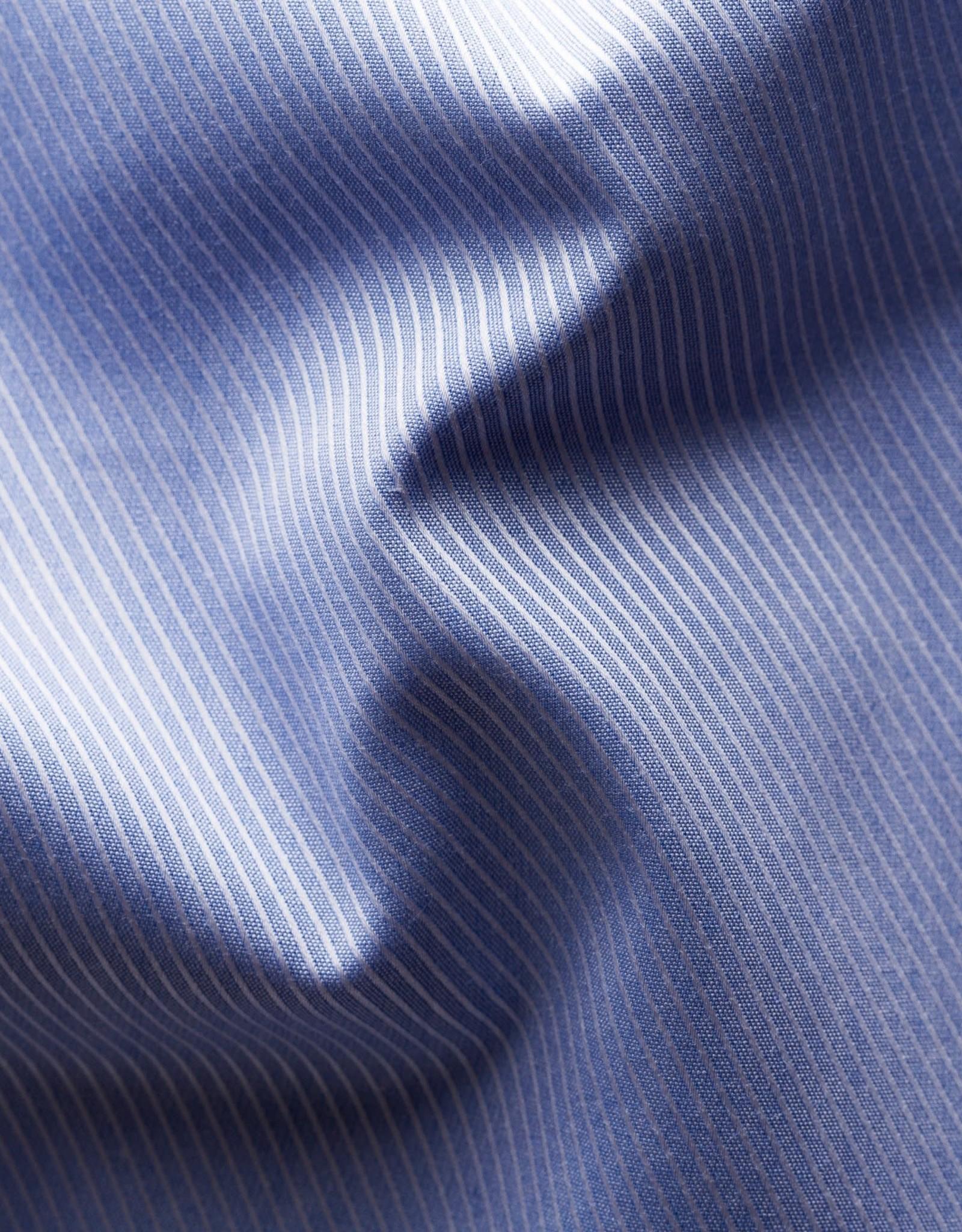 Eton Eton hemd blauw Slim fit 1773/21