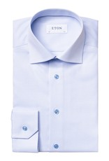 Eton Eton hemd blauw Contemporary 1769/21